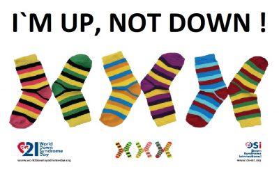 Ziua mondiala a sindromului Down